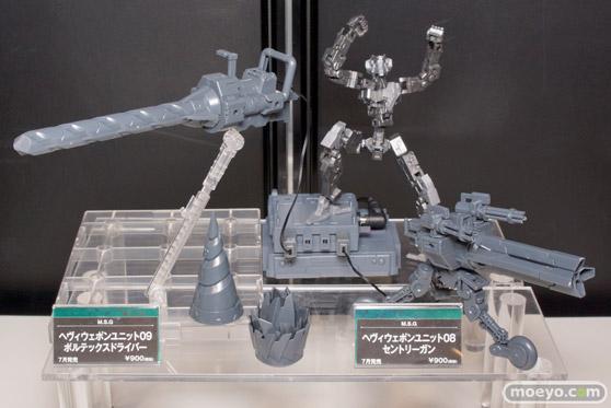 AKIBA模型フェア 画像 サンプル レビュー フィギュア プラモデル コトブキヤ ウェーブ ガイアノーツ 18