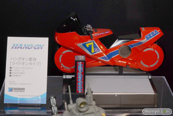 AKIBA模型フェア 画像 サンプル レビュー フィギュア プラモデル コトブキヤ ウェーブ ガイアノーツ 23