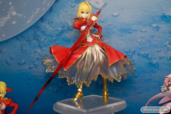 Fate/EXTRA セイバーエクストラ ボークス 画像 サンプル レビュー フィギュア キャラグミン 01