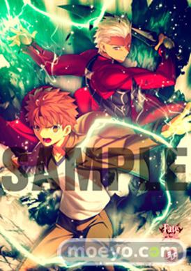 月刊ニュータイプ ShopNewtype Fate/stay night 魔法少女まどか☆マギカ 創刊30周年 画像 グッズ 06