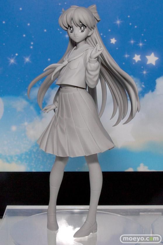 世界制服作戦 美少女戦士セーラームーン 愛野美奈子 メガハウス 画像 サンプル レビュー フィギュア メガホビEXPO 2015 Spring 01