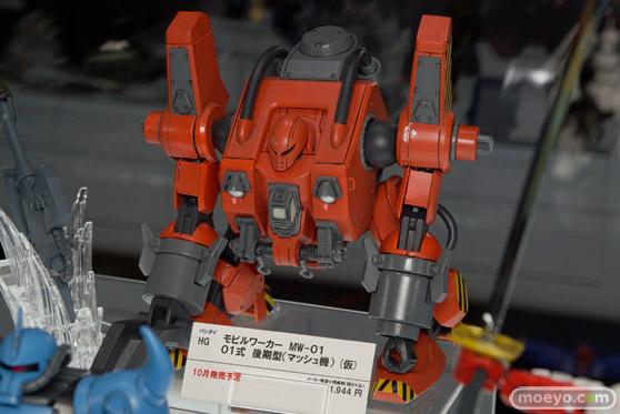 ガンダム ガンプラ バンダイ 画像 サンプル レビュー 新作 東京おもちゃショー2015 22