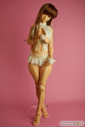 Pink Drops #14 恋麦 KOMUGI リアルアートプロジェクト 画像 サンプル レビュー フィギュア アダルト ドール 02