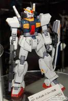 HGUC ガンダムMk-II(エゥーゴ仕様) バンダイ 画像 サンプル レビュー プラモデル 東京おもちゃショー2015 02