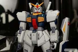 HGUC ガンダムMk-II(エゥーゴ仕様) バンダイ 画像 サンプル レビュー プラモデル 東京おもちゃショー2015 06