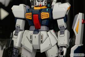 HGUC ガンダムMk-II(エゥーゴ仕様) バンダイ 画像 サンプル レビュー プラモデル 東京おもちゃショー2015 08