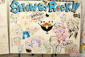 「SHOW BY ROCK!!」秋葉原でミュージアムですぞ!!in GAMERS 画像 サンプル レビュー フィギュア 等身大フィギュア 14