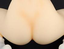 キャストオフで全裸マフラーなどのエロすぎ状態も可能!ダイキ工業「TECH GIAN カバーイラスト 奥山輝恵」 新作エロフィギュア製品版画像レビュー