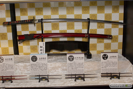 日本刀×侍箸展示イベント「日本刀と侍箸の世界展」 08
