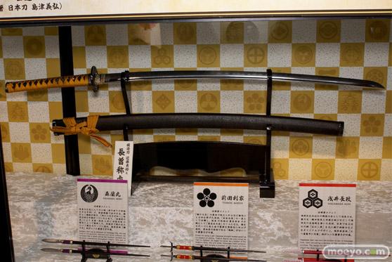 日本刀×侍箸展示イベント「日本刀と侍箸の世界展」 11