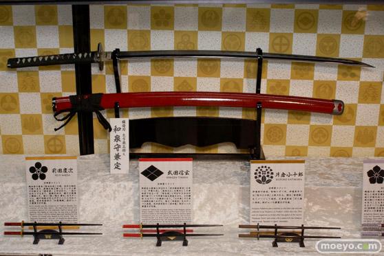 日本刀×侍箸展示イベント「日本刀と侍箸の世界展」 14