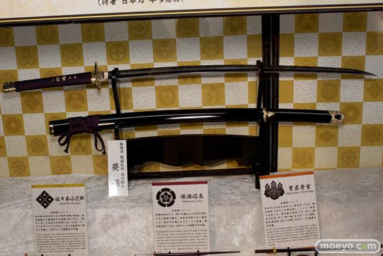 日本刀×侍箸展示イベント「日本刀と侍箸の世界展」 20