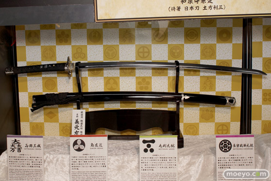 日本刀×侍箸展示イベント「日本刀と侍箸の世界展」 26