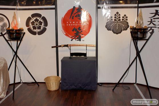 日本刀×侍箸展示イベント「日本刀と侍箸の世界展」 56