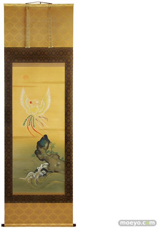 「RIMP-A NIMATION 琳派400周年×『NEWTYPE』30周年 琳派オマージュ展」開催 01