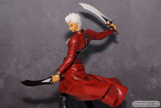 Fate/stay night[Unlimited Blade Works] アーチャー アルター 画像 サンプル レビュー フィギュア 沼倉 としあき 鬼頭 祥子 鬼頭 栄作 04