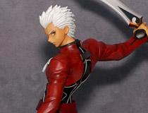 【メガホビ2015春】アルター「Fate/stay night[Unlimited Blade Works] アーチャー」 新作フィギュア彩色サンプル画像レビュー