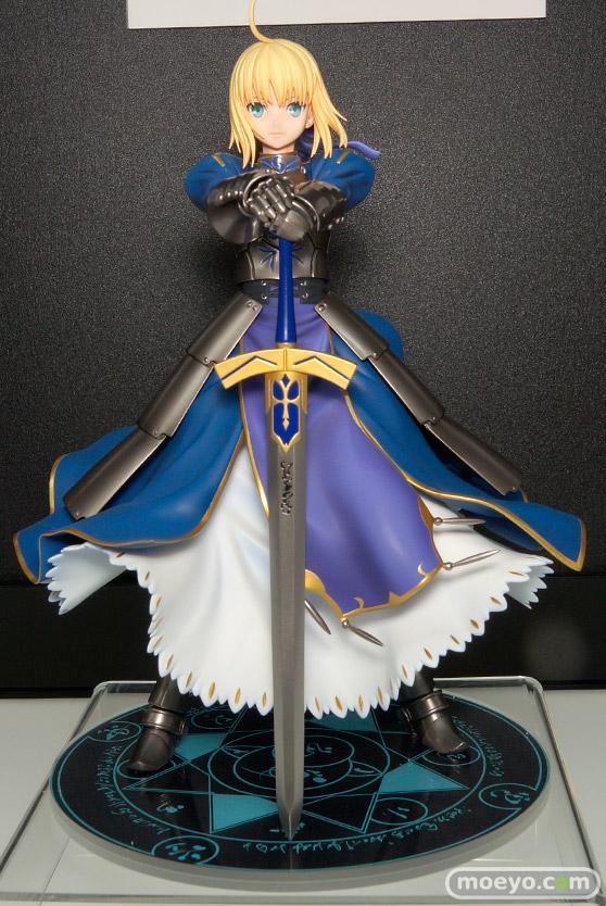 Fate/stay night[Unlimited Blade Works] 騎士王 セイバー コトブキヤ 画像 サンプル レビュー フィギュア 中邨拓智 01