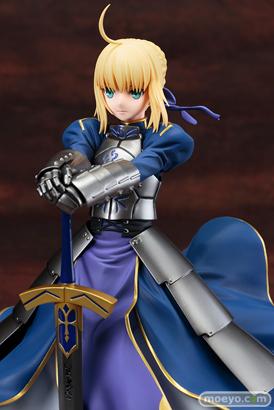 Fate/stay night[Unlimited Blade Works] 騎士王 セイバー コトブキヤ 画像 サンプル レビュー フィギュア 中邨拓智 15