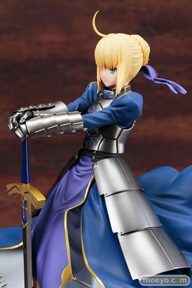Fate/stay night[Unlimited Blade Works] 騎士王 セイバー コトブキヤ 画像 サンプル レビュー フィギュア 中邨拓智 16