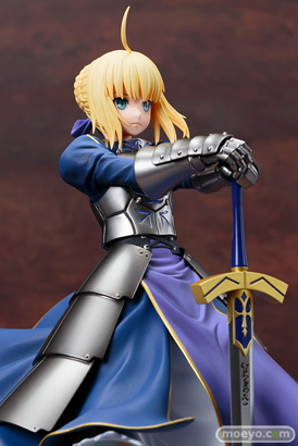 Fate/stay night[Unlimited Blade Works] 騎士王 セイバー コトブキヤ 画像 サンプル レビュー フィギュア 中邨拓智 18