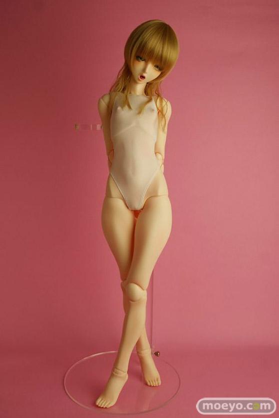 Pink Drops #4 紗友莉(サユリ) リアルアートプロジェクト 画像 サンプル レビュー フィギュア ドール アダルト エロ ちっぱい 貧乳 01