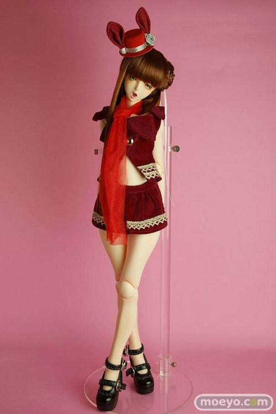 Pink Drops #4 紗友莉(サユリ) リアルアートプロジェクト 画像 サンプル レビュー フィギュア ドール アダルト エロ ちっぱい 貧乳 15
