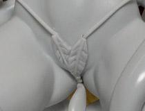 【WF2015夏】触手攻めされている「戦闘教官 アレイン【縛】」など メガハウスブース特集