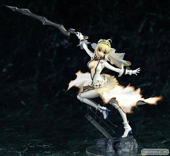 Fate/EXTRA CCC セイバー・ブライド 双翼社 画像 サンプル レビュー フィギュア 01