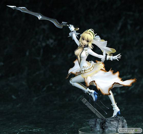 Fate/EXTRA CCC セイバー・ブライド 双翼社 画像 サンプル レビュー フィギュア 02