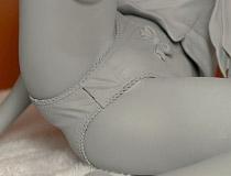 【WF2015夏】スカイチューブ「T2ART・GIRLS 天竺葵(てんじく・あおい)」 新作フィギュア原型画像レビュー