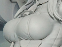 【WF2015夏】グッドスマイルカンパニー「艦隊これくしょん-艦これ- プリンツオイゲン」 新作フィギュア原型画像レビュー