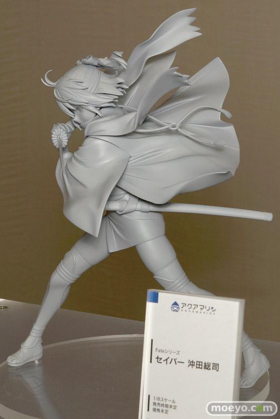 2015夏ホビーメーカー合同商品展示会 画像 サンプル レビュー フィギュア アクアマリン Fateシリーズ セイバー 沖田総司 04