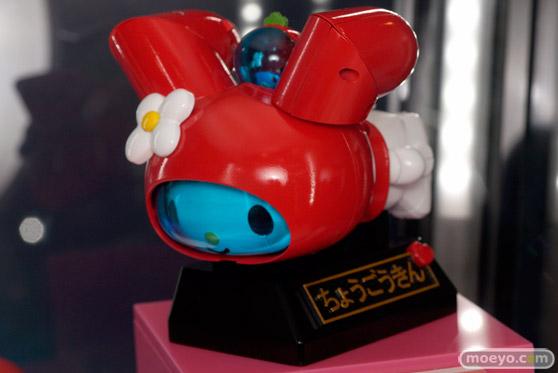 キャラホビ2015 画像 サンプル レビュー フィギュア バンダイ すーぱーふみな ガンダムバルバトス ROBOT魂 AGP 艦これ  23