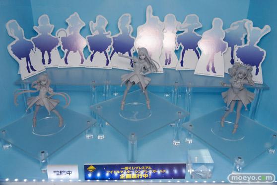 キャラホビ2015 画像 サンプル レビュー フィギュア バンプレスト アイドルマスター 艦これ ラブライブ! ゴッドイーター ワンピース  01