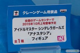キャラホビ2015 画像 サンプル レビュー フィギュア バンプレスト アイドルマスター 艦これ ラブライブ! ゴッドイーター ワンピース  08