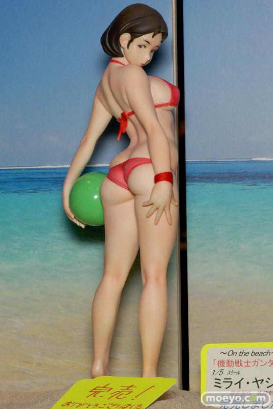 キャラホビ2015 画像 サンプル レビュー フィギュア キャラホビマーケット On the beach 唐詩郎 ギャン子 18