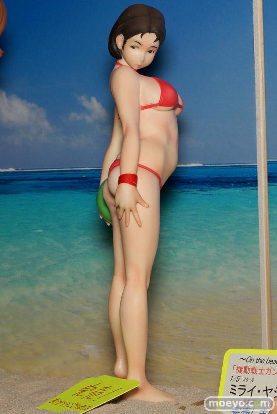 キャラホビ2015 画像 サンプル レビュー フィギュア キャラホビマーケット On the beach 唐詩郎 ギャン子 19