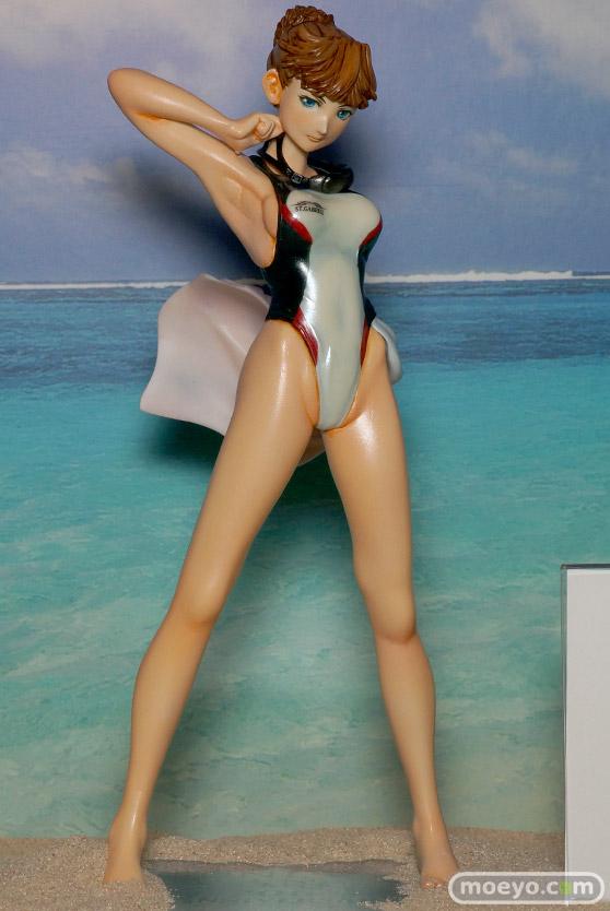 キャラホビ2015 画像 サンプル レビュー フィギュア キャラホビマーケット On the beach 唐詩郎 ギャン子 23