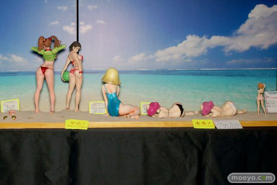 キャラホビ2015 画像 サンプル レビュー フィギュア キャラホビマーケット On the beach ハマーン Snakebite 43