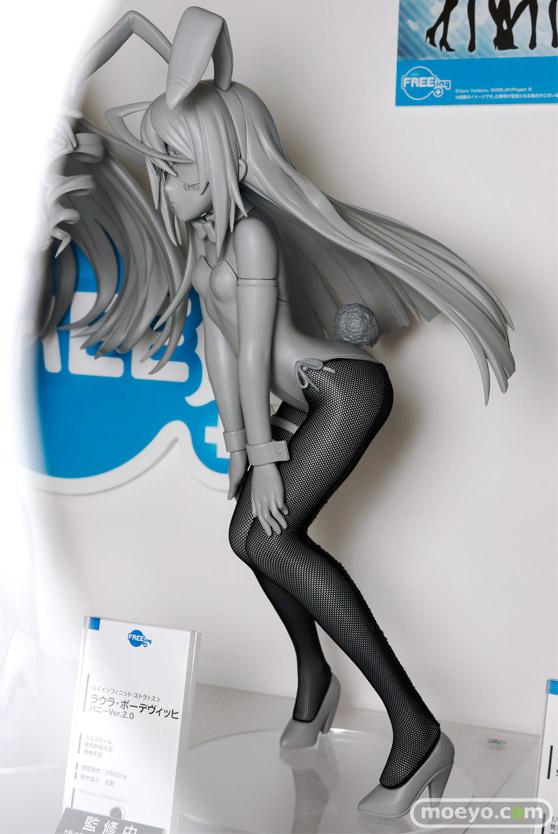 ワンダーフェスティバル 2015[夏] 画像 サンプル レビュー フィギュア フリーイング IS<インフィニット・ストラトス> ラウラ・ボーデヴィッヒ バニーVer.2.0 03