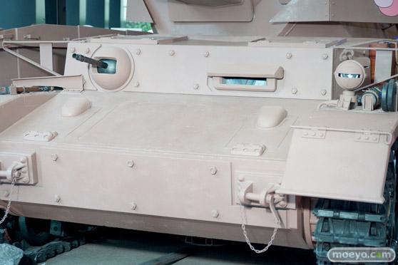 ガールズ&パンツァー ファンイベント IV号戦車日本上陸作戦です! 秋葉原 ベルサール 実物大 戦車 06