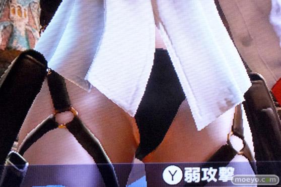 Wii U 4人協力アクション LOST REAVERS ロストリーバース) オープンβテスト 尻 パンツ 切れ込み 食い込み エロ サユリ 画像 08