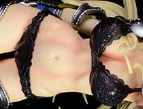 セクシーな黒下着版!Q-six新作フィギュア「ワルキューレロマンツェ スィーリア・ランジェリーver. あみあみ限定版」 予約開始!