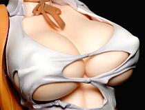 【WF2015夏】ユニオンクリエイティブ新作フィギュア「Hdge technical statue No.9 監獄学園 プリズンスクール 白木芽衣子」 予約開始!