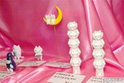 画像 フィギュア サンプル レビュー ワンダーフェスティバル 2015[夏] KYW+Kaki's Factory 行け行け電信柱ドキューン! 女子造形部 13