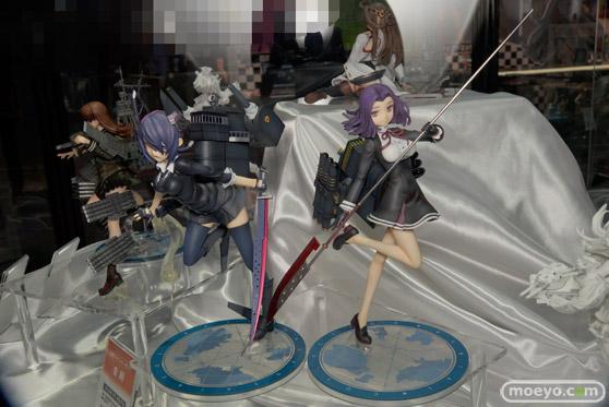 東京ゲームショウ2015 DMM 艦これ フィギュア サンプル レビュー 画像 02
