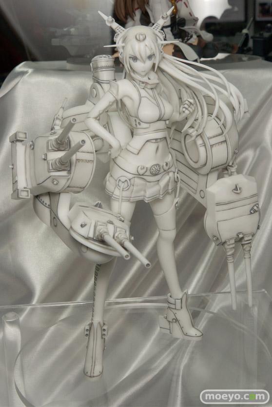 東京ゲームショウ2015 DMM 艦これ フィギュア サンプル レビュー 画像 13