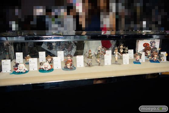 東京ゲームショウ2015 DMM 艦これ フィギュア サンプル レビュー 画像 24