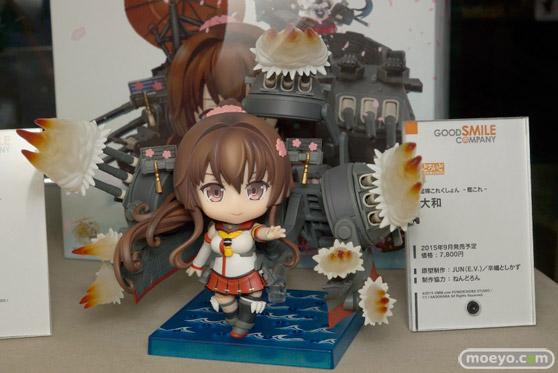 東京ゲームショウ2015 DMM 艦これ フィギュア サンプル レビュー 画像 25